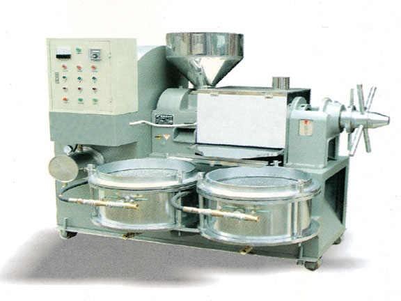 zhong型榨油机